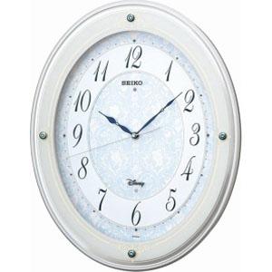 セイコー 電波掛け時計「ディズニーハイライン」  FS502W
