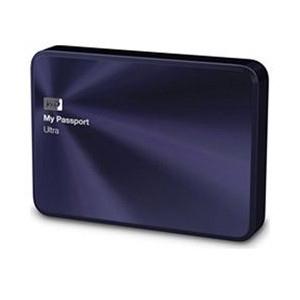 ウエスタンデジタル ポータブルHDD「USB3.0/2.0・2TB」 WDBEZW0020BBA‐JESN(送料無料)