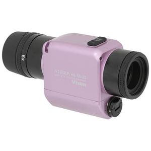 ビクセン 防振単眼鏡「ATERA」ATERAH6-12×25(パウダーピンク)11491-7 ATERAH612X25パウダ(パ