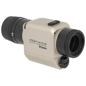 ビクセン 防振単眼鏡「ATERA」11492-4 ATERAH6‐12×25 (シャンパンゴールド)(送料無料)