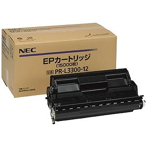 NEC 「純正」EPカートリッジ PR‐L3300‐12