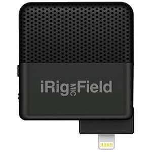 iPad/mini/iPhone/iPod対応iRig Mic Field IKM-OT-000041