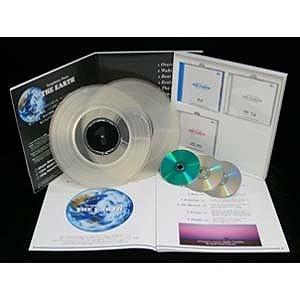 キューテック オーディオチェックミュージック THE EARTH 完全限定盤 QADS‐1001