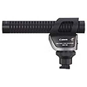 Canon iVIS HF10/HF100用 指向性ステレオマイクロホン DM‐100