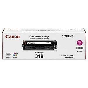 Canon 「純正」トナーカートリッジ 318 (マゼンタ) CRG‐318MAG