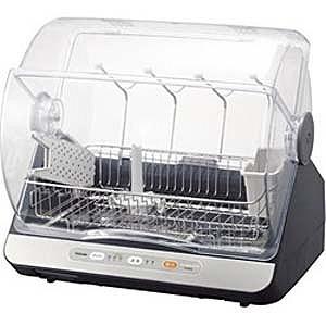 東芝 食器乾燥機(6人分) VD‐B15S‐LK (ブルーブラック)(送料無料)