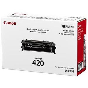 Canon 「純正」トナーカートリッジ CRG‐420