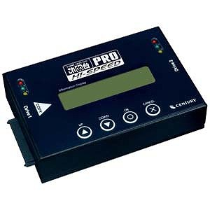 センチュリー SATA HDD/SSD高速コピー&イレースマシーン これdo台 Hi-Speed PRO KD25/35HSPRO