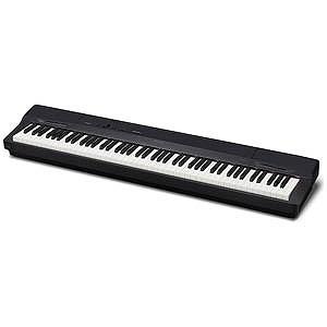 CASIO キーボード(88鍵盤/ブラック) PX‐160BK
