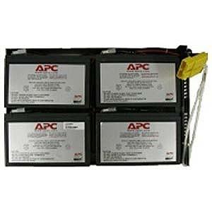 シュナイダーエレクトリック 交換用バッテリ「SU1400RMJ2U/SUA1500RMJ2U用」 RBC24J