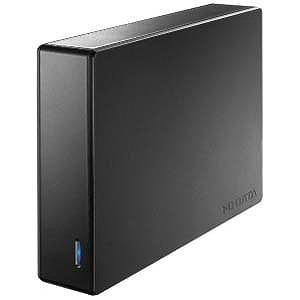 I-O DATA 外付HDD「USB3.0・6TB」(ブラック) HDJA‐UT6.0W