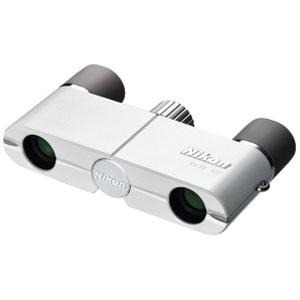 ニコン 4倍双眼鏡「遊」 4×10D CF (ホワイト)