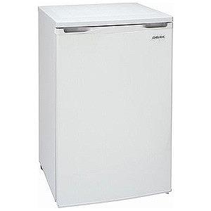 アビテラックス 1ドア冷凍庫(100L・右開き) ACF‐110E ホワイトストライプ(標準設置無料)