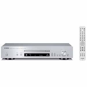 YAMAHA 「ハイレゾ音源対応」ネットワーク+CDプレーヤー CD‐N301(S)(送料無料)