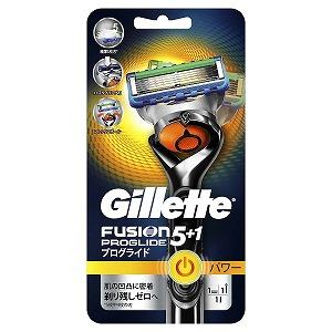 ジレット ジレット プログライド フレックスボール パワー ホルダー 替刃1個付 プロGフレックスボールパワーホルタ