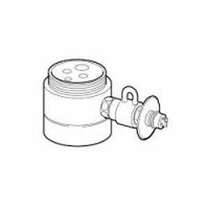 パナソニック 食器洗い乾燥機用 分岐水栓 CB‐SJA6(送料無料)