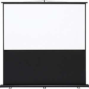 サンワサプライ プロジェクタースクリーン(床置き式) PRSY80HD(送料無料)