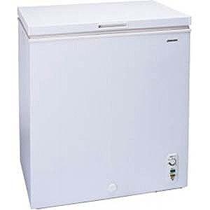 アビテラックス 直冷式チェスト冷凍庫(145L) ACF‐145C (ホワイト)(標準設置無料)