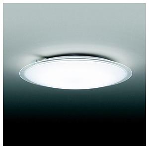 東芝 リモコン付LEDシーリングライト(~8畳)調光・調色(昼光色~電球色) LEDH94203Y‐LC