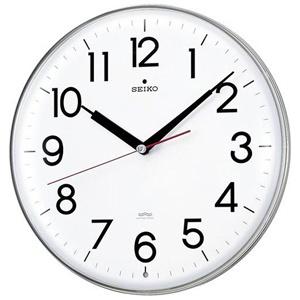 セイコー 電波掛け時計「スタイリッシュデザイン」 KX301H