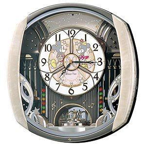 セイコー 電波からくり時計「ディズニータイム」 FW563A