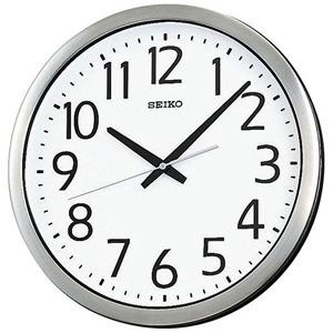 セイコー 防湿・防塵型掛け時計 KH406S