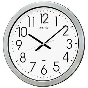 セイコー 防湿・防塵型掛け時計 KH407S