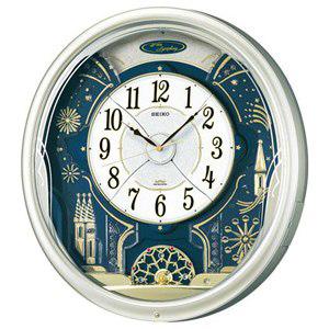 セイコー 電波からくり時計「ウェーブシンフォニー」 RE561H