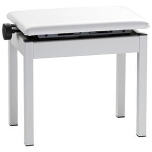 ローランド 高低自在椅子 ホワイト BNC-05-WH BNC05