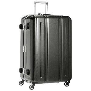2019超人気 31226TSAロック搭載スーツケース(82L) 31226 (カーボンブラック), ポルカ:b8d8a15f --- afisc.net