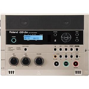 ローランド SD/CDレコーダー CD‐2U