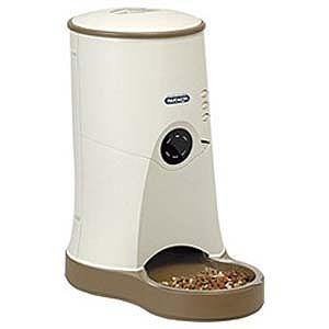 山佐時計 わんにゃんぐるめ ペット自動給餌器 CD600 BE
