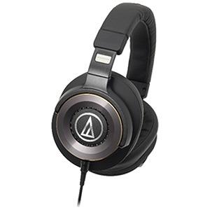 オーディオテクニカ 「ハイレゾ音源対応」ポータブルヘッドホン ATH‐WS1100