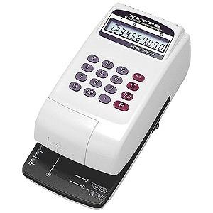 ニッポー 電子式チェックライター FX‐45
