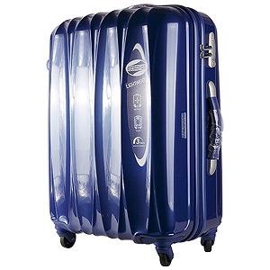 アメリカンツーリスター TSAロック搭載スーツケース Arona Lite(32L) 70R01004 (ブルー)