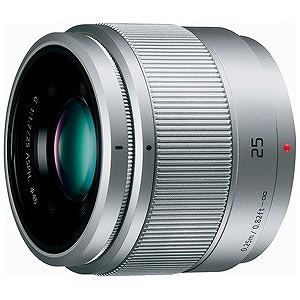 パナソニック LUMIX G 25mm/F1.7 ASPH.「マイクロフォーサーズマウント」 HH025(送料無料)