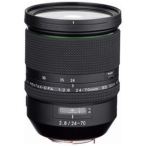 リコー 交換レンズ HD PENTAX-D FA 24-70mmF2.8ED SDM WR HDDFA2470MMF2.8EDSD(送料無料)