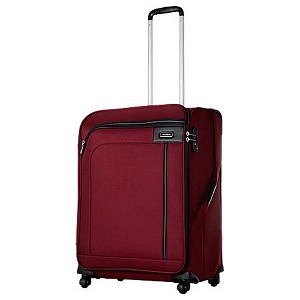 TSAロック搭載スーツケース Optimum(77L) 61T002 ワイン