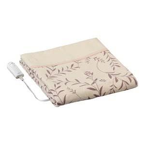 2hタイマー 綿かけ敷き毛布 LWK081(CLT(送料無料)