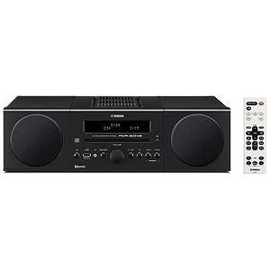 YAMAHA 「ワイドFM対応」Bluetooth対応 ミニコンポ MCR‐B043B (ブラック)