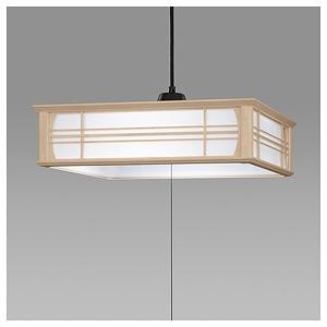 日立 LED和風ペンダントライト(~8畳)昼光色 LEP‐CA800EJ