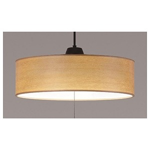 日立 LED和風ペンダントライト「桐シリーズ」(~8畳)昼光色 LEP‐AA803E