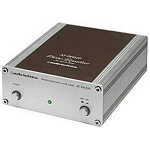 オーディオテクニカ フォノイコライザー AT‐PEQ20(送料無料)