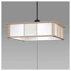 日立 LED和風ペンダントライト(~12畳)昼光色 LEP‐CA1202EJ