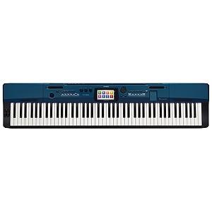 CASIO ステージピアノ Privia(プリヴィア)(88鍵盤/ディープブルー調) PX‐560MBE