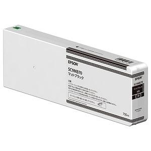 EPSON 「純正」インクカートリッジ(マットブラック・700ml) SC9MB70