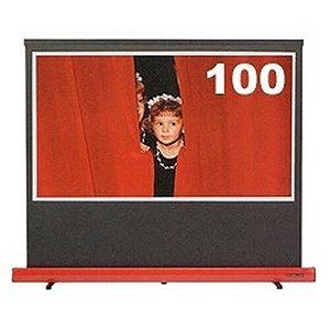 キクチ科学研究所 100インチ床置きタイプ16:9スクリーンStylistLimitedシリーズ SD‐100HDWA/R (ホワイトマットアドバンス)(送料無料)