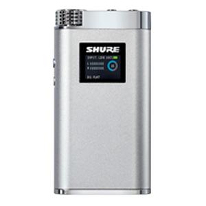 シュアー ポータブルヘッドホンアンプ SHA900J‐P