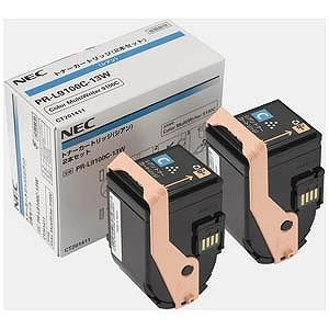 正規品販売! NEC NEC トナーカートリッジ(シアン・2本セット) トナーカートリッジ(シアン・2本セット) PR‐L9100C‐13W, 福祉用具のバリューケア:777215e7 --- mediplusmedikal.com