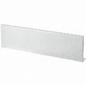 パナソニック うす型コンパクトタイプ用前パネルセット AD‐KZ0482‐W (ホワイト)(送料無料)